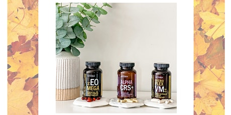 doTERRA's Life Long Vitality supplements, and supporting your gut health. tickets