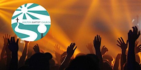Welton Baptist Church Services tickets