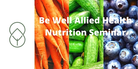 Nutrition Seminar - Getting the most out of Food for Sport tickets