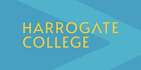 Harrogate College June Open Day tickets