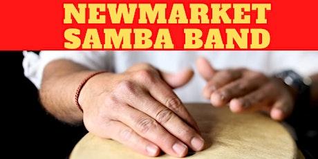 Newmarket Samba Band drumming club (Newmarket Community Arts) tickets