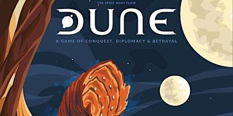 Heavy Monday-  Dune tickets