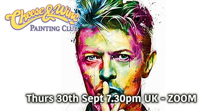 BOWIE  - ZOOM Class tickets