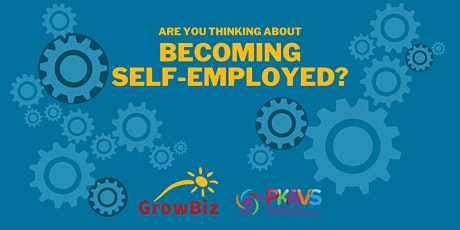 Becoming self-employed information session tickets
