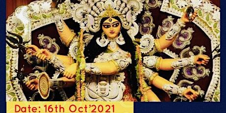 Durga Puja' 2021 tickets