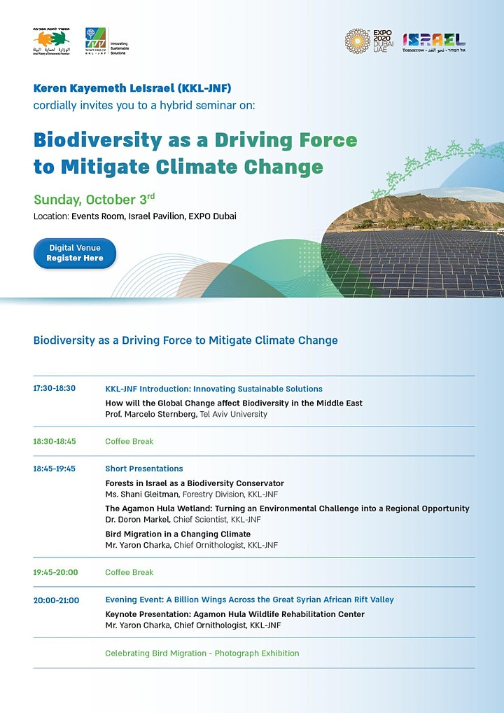 Biodiversity as a Driving Force to Mitigate Climate Change image