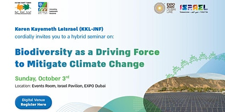 Biodiversity as a Driving Force to Mitigate Climate Change tickets