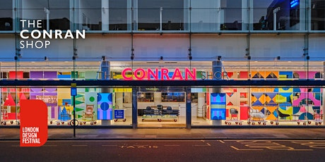 The Conran Shop X Damien Poulain - The Magical Value of Shapes: The Party tickets
