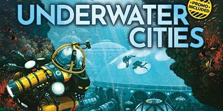 Heavy Monday- Underwater Cities tickets