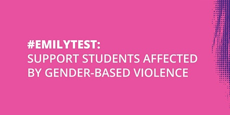 Report release: EmilyTest GBV Charter research findings tickets