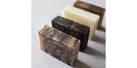 Botanical soap making workshop IN PERSON tickets