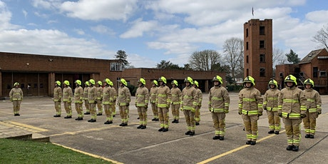 Firefighting unwrapped - Q&A session - * Wholetime Firefighter focus* tickets