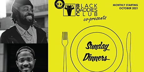 Sunday Dinners: Online Gatherings for Black Men tickets