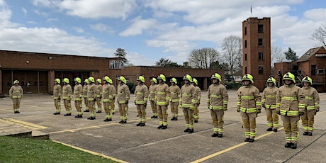 Firefighting unwrapped - Q&A session - *Wholetime Firefighter focus* tickets