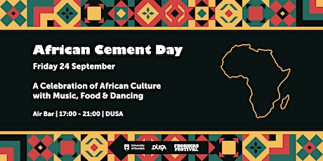 African Cement Day - Friday 24 September tickets