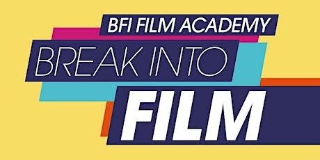 Signals BFI Film Academy - Application Surgery 2021 - Online tickets