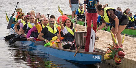Dragon Boat Race 2022 - Forget Me Not Children's Hospice tickets