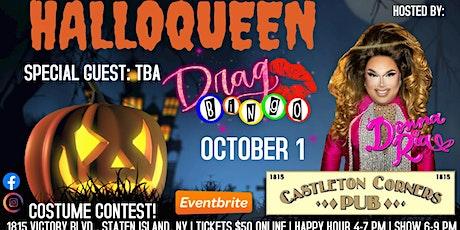 HALLOQUEEN Drag Bingo at Castleton Corners Pub tickets