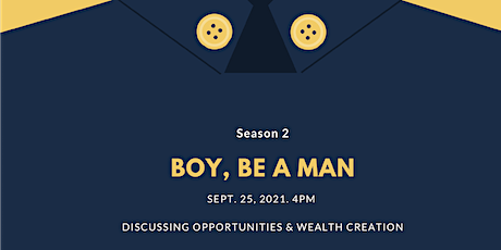 Guys Conference  2.0 - Boy, Be a man! tickets