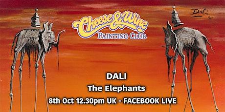 DALI - The Elephants - Facebook LIVE tickets