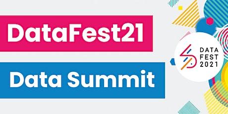 DataFest21 - Data Summit (physical event) tickets