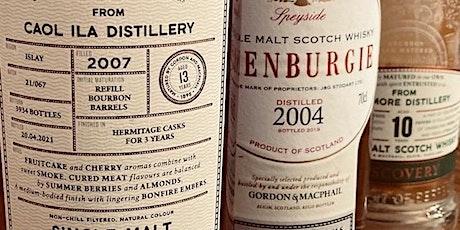Gordon & MacPhail Whisky Tasting @ Firecrown Whisky Bar, Elgin tickets