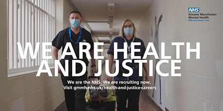 Career Opportunities for Nurses in Health and Justice Services tickets