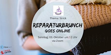 Online Reparatur-Brunch Tickets