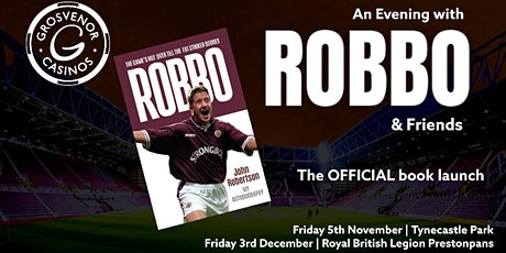 An Evening with Robbo & Friends tickets