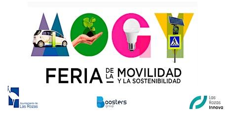 Mesa redonda Movilidad Urbana Sostenible #LasRozas billets