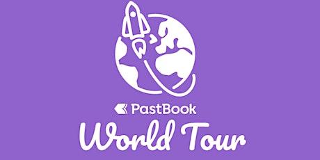 PastBook IOS App World Tour! London Workshop tickets