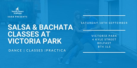 Salsa & Bachata Dance Classes in the Park tickets