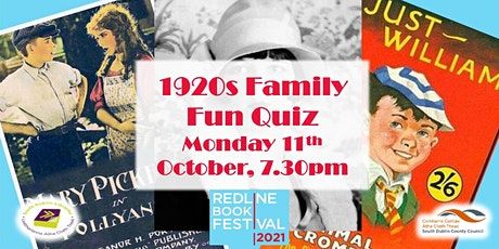 Red Line 1920s Family Fun Quiz tickets