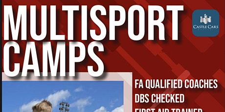 Banbury United Multi Sports Camp tickets