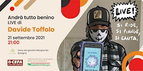 Davide Toffolo LIVE - Andrà tutto benino biglietti