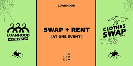 LOANHOOD: Halloween Clothes Swap and Rent Event tickets