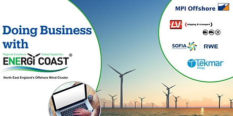 Doing Business with Energi Coast tickets