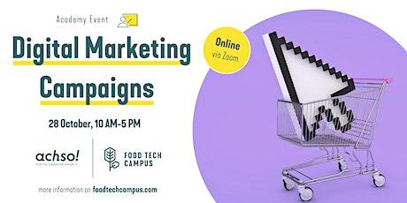 Create a Successful Digital Marketing Campaign tickets