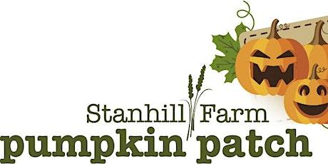 Stanhill Farm Pumpkin Patch tickets