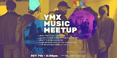 YMX Music Meet-Up tickets