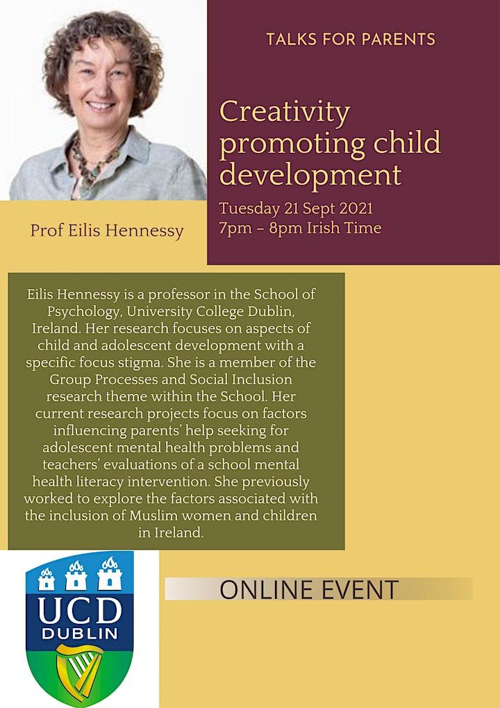 Creativity Promoting Child Development image