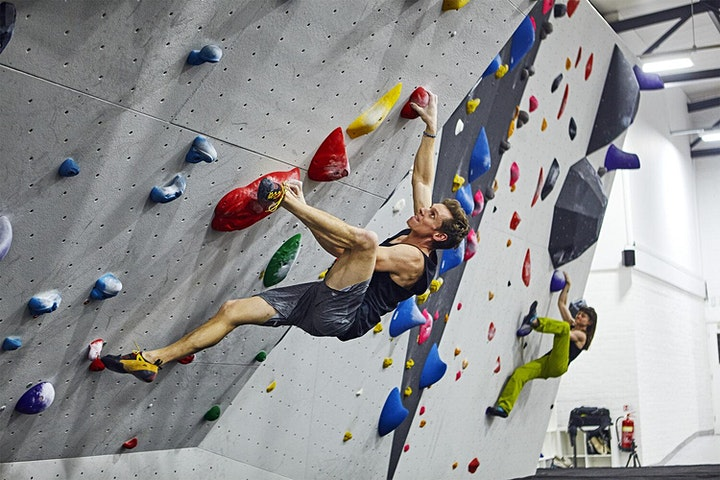 Networking and Climbing image