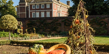 Ham House and climate change – how we're adapting our formal gardens tickets