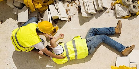 First Aid at Work Course - Laurencekirk tickets