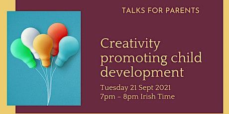 Creativity Promoting Child Development tickets