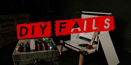 10 Uhr Celebration   DIY Fails Tickets