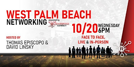 Free West Palm Beach Rockstar Connect Networking Event (October, Florida) tickets