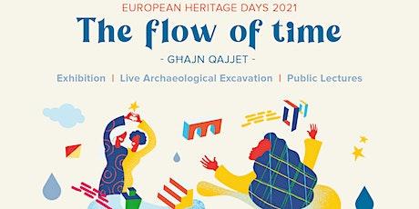 Għajn Qajjet - The Flow of Time (EHD 2021) tickets