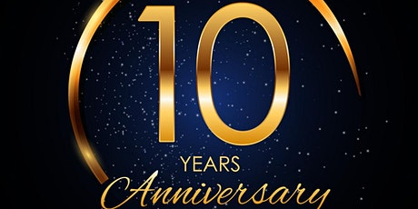 10 YEAR ANNIVERSARY MAINTAINED tickets