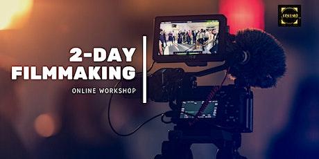 2-day Filmmaking workshop tickets